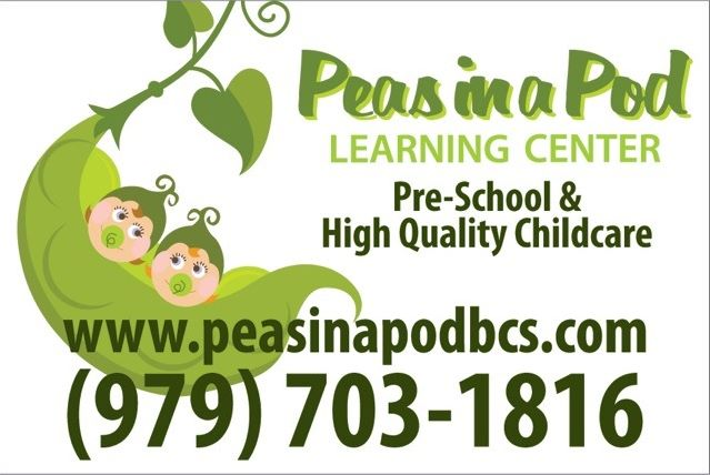 Peas in a Pod Learning Center